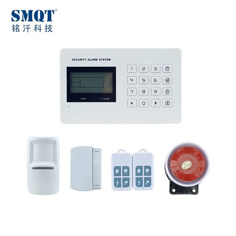 small 99 wireless and wired gsm alarm kits alarm panel