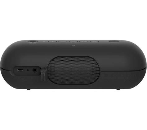 sony srs xb20 portable bluetooth wireless speaker black