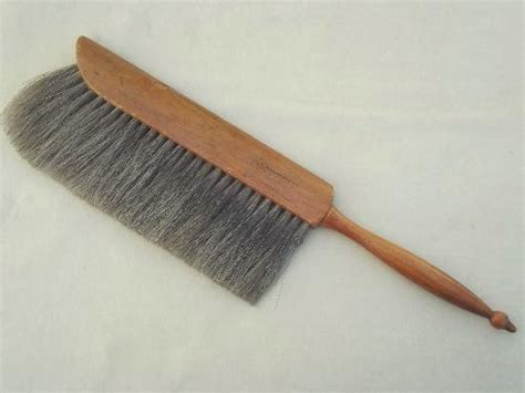 80s Home Decor vintage dietzgen natural bristle brush draftsman drafting