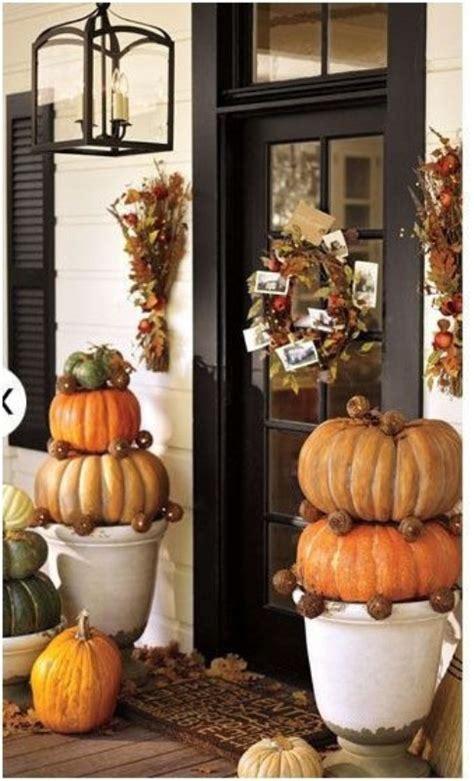picture of cute fall porch decor ideas