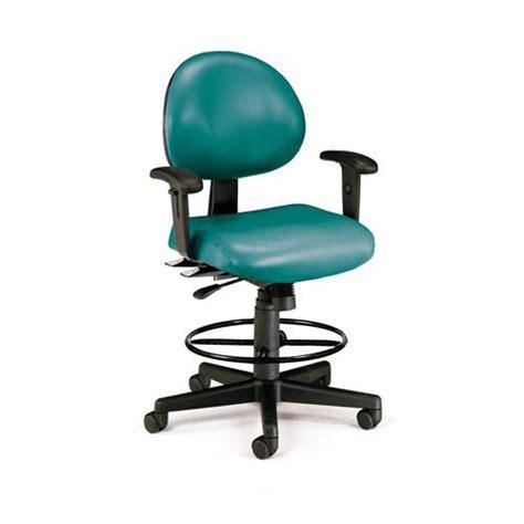 teal office chair bellacor