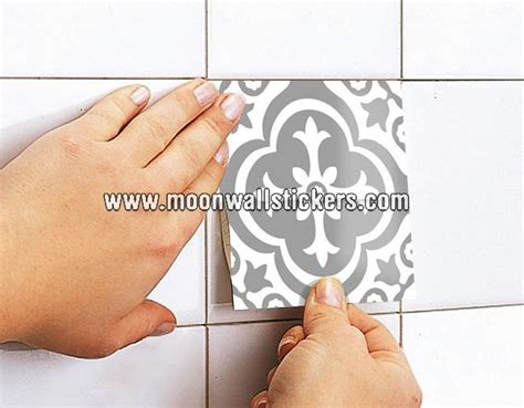 stickers for wall tiles moroccan stickers for tiles