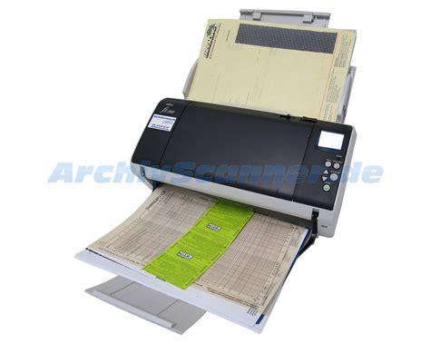 Scanner Fujitsu Fi 7480 fujitsu fi 7480 a3 dokumentenscanner archivscanner de