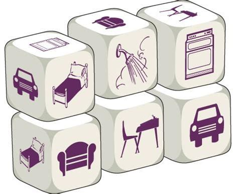 Dice Room by Talking Dice Rooms In The House Set Of 6 Identical Dice