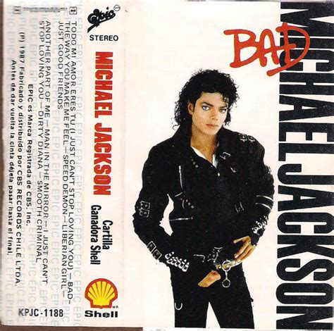 michael cassetta michael jackson bad cassette album at discogs