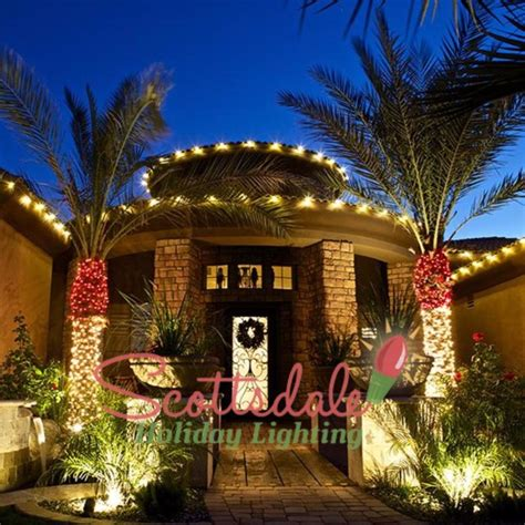 scottsdake az christmas lights featured on diy scottsdale light installation light installers light hangers