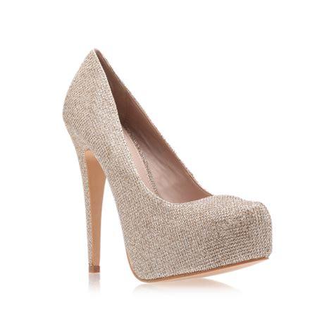 Ascot Heels By Carvela At Kurt Geiger 2 by Kaci Bronze High Heel Court Shoes By Carvela Kurt Geiger