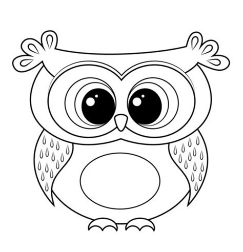 owl coloring pages preschool best 25 owl coloring pages ideas on pinterest free