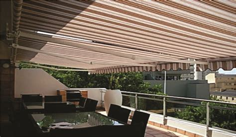 terrace awning terrace awning maximum shade awnings enclosures new