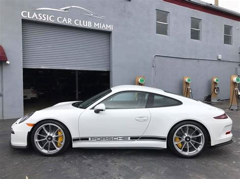 porsche 911 r for sale 2017 porsche 911 r up for sale in florida at whopping