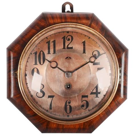 art deco wall clock at 1stdibs art deco wall clock attributed to junghans for sale at 1stdibs
