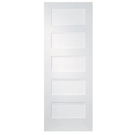Metrie Quot Shaker Quot 5 Panel Interior Door R 233 No D 233 P 244 T 5 Panel Shaker Interior Door