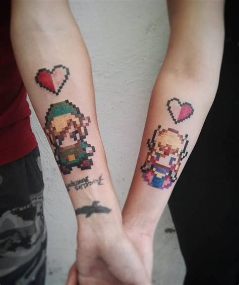 link tattoo 75 amazing legend of tattoos gaming has never