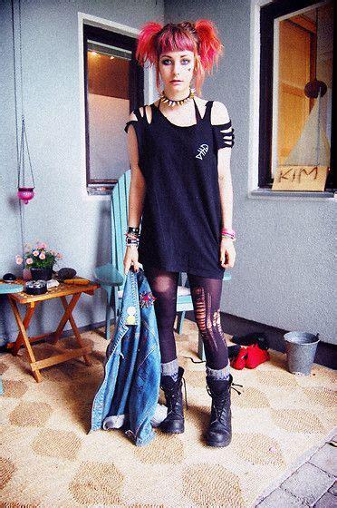 pin  lily  styles grunge fashion punk rock fashion grunge outfits