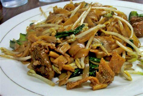 resep mie tiaw goreng spesial kuliner kalimantan barat