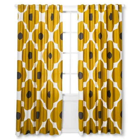 orla kiely curtains orla kiely window panel target