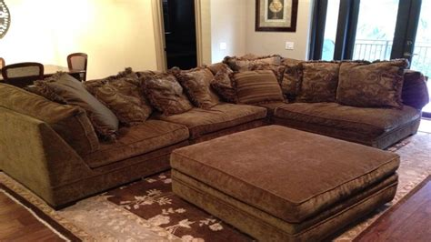 Goose Sectional Sofa by 12 Best Ideas Of Filled Sectional Sofas