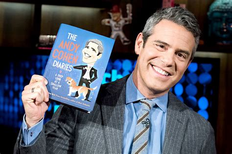 the andy cohen diaries a look at a shallow year books irealhousewives the 411 on american international real