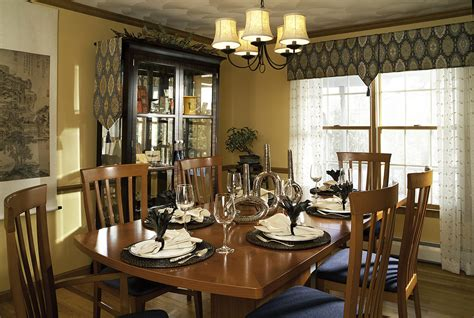 dining room valances impressive valances window treatments in dining room