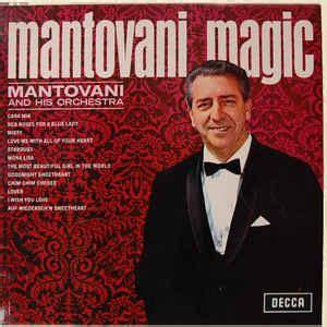 mantovani and his orchestra mantovani and his orchestra mantovani magic vinyl lp
