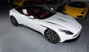 White Aston Martin For Sale White 2017 Aston Martin Db11 You Can Buy Right Now