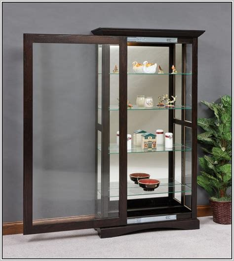 Modern Display Cabinets With Glass Doors Elegance Modern Display Cabinet Design Ideas Showing Excellent Four Glass Doors With Wonderful
