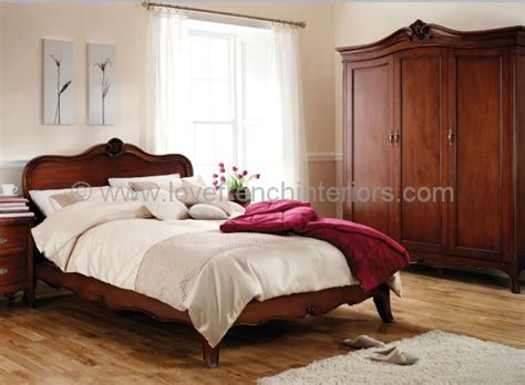 paris bedroom collection paris mahogany bedroom set
