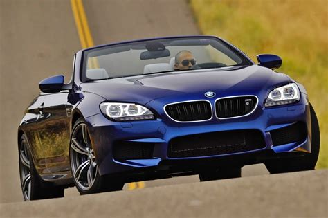 How Much Does A Bmw M6 Cost by Used 2016 Bmw M6 Convertible Pricing For Sale Edmunds