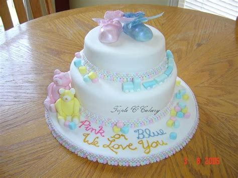 Baby Shower Cake Decorations by Baby Shower Cake Cakecentral