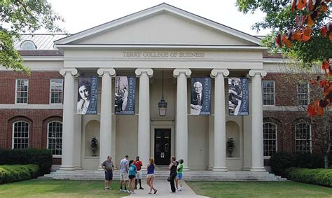 Terry College Of Business Mba Ranking by 10 Rankings Of Uga Rankings Photo Galleries