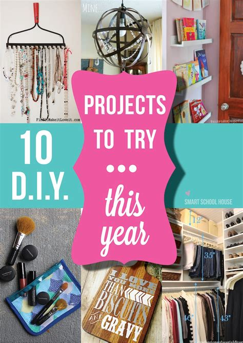 dyi projects diy ideas to try