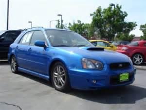 2005 Subaru Impreza Wagon 2005 Subaru Impreza Outback Sport Subaru Colors