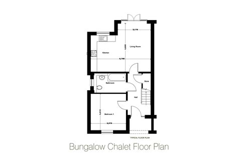 Chalet Bungalow Floor Plans | bungalow chalet floor plan sdsdfqw house plans 44746