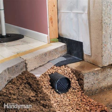 Drying a Wet Basement   The Family Handyman