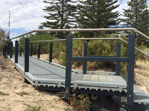 Landscape Structures Australia Steps At Risk From Storms Project Ods