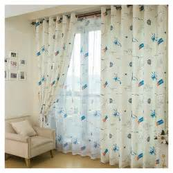 Boys Bedroom Kids Nursery Good Quality Outer Space Curtains