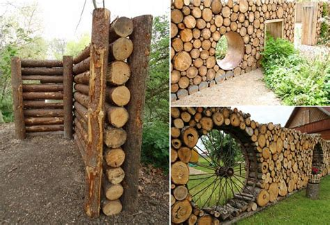 Cetakan Pagar Log Wood Ii cordwood fences total survival