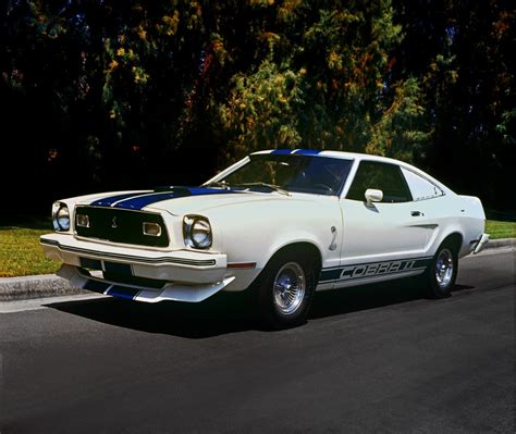 Mustang 2 Years by One Owner For 37 Years 1978 Mustang King Cobra