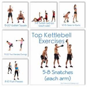 Kettlebell workout gives you a tremendous sense of accomplishment