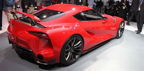 toyota company cars toyota s new sports car concept has the coolest mirrors we