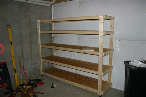 Storage Shelf Plans Free by Woodwork Free Storage Shelf Plans Pdf Plans