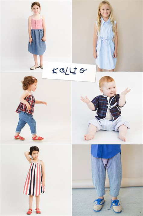 Handmade Children S Clothes - upcycled children s clothes from kallio nyc clothes