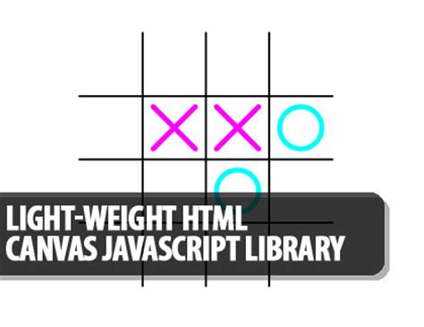 javascript pattern library light weight html canvas javascript library html5 css3
