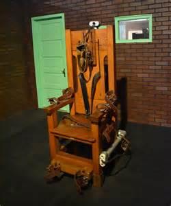 todesstrafe elektrischer stuhl sparky electric chair electrocution penalty