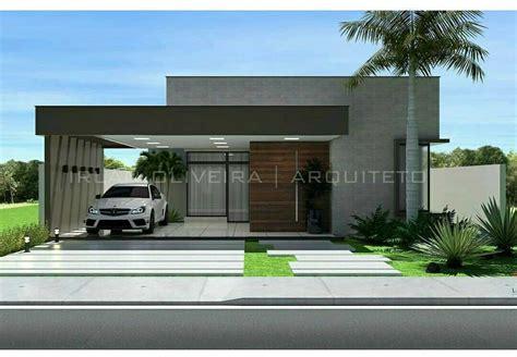 casas modernas planta baja fachadas de casas modernas decoracion planta baja un piso