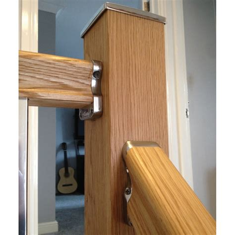 How To Install A Banister Scala Staircase Handrail Fixing Kit