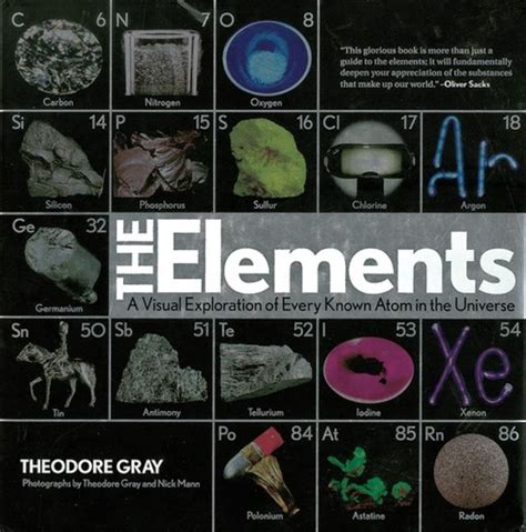 elements and the periodic table guided reading and study the elements by theodore gray scholastic