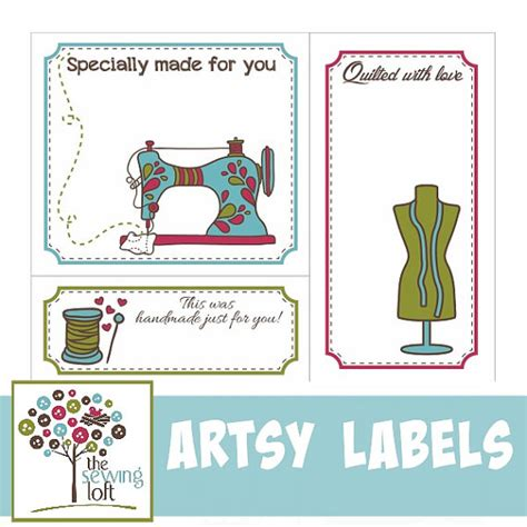 printable free quilt labels printable artsy quilt labels