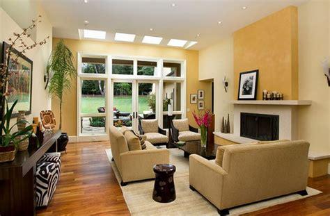 decoration de maison salon deco salon moderne marron deco maison moderne