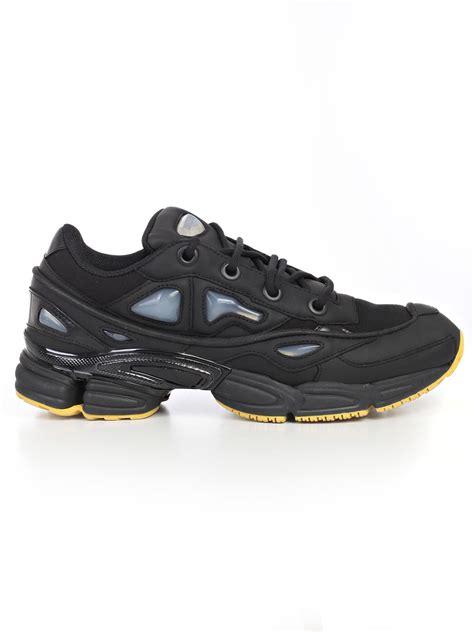 adidas x raf simons sneakers bb6741 black black black bernardelli store fashion